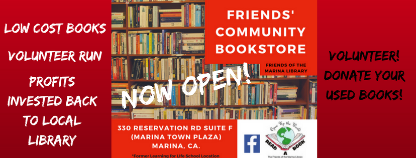 Now Open: Friends Community Bookstore